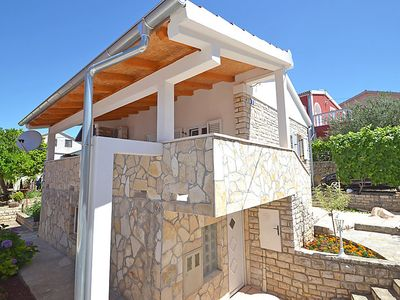Photo for Vacation home Ivana in Novigrad (Zadar) - 8 persons, 3 bedrooms