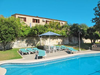 Photo for Vacation home Son Femenia (PIC320) in Can Picafort - 8 persons, 4 bedrooms