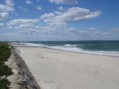 Photo for Stunning marsh front and ocean view cottage.  Private Assoc. Beach. Sandwich. MA