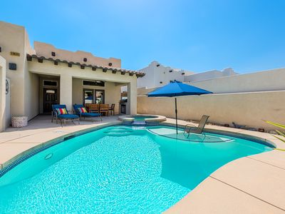 Photo for Elegant & Private Pool Home in La Quinta Cove