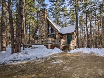 Photo for Secluded Conway Home w/ Theater Room & Hot Tub!