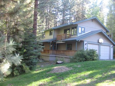 Photo for Tahoe Family Home, close to Heavenly and the lake, 6BR, hot tub, BBQ (SL241)