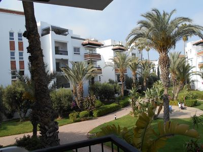 Photo for Stylish apartment with amazing views in Marina Agadir Ref: T22901