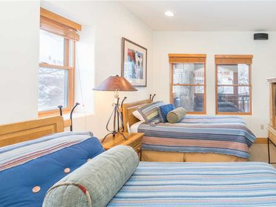 Photo for Mountain Views From Every Window in 1-Bedroom Mountain Village Condo
