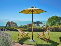 Stunning views of Nelson Bay and Abel Tasman National Park to the...