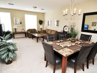 Photo for Exclusive large townhouse  in Orlando, Disney, Universal, BEST central location!