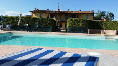 Photo for Holiday apartment Cascina for 5 persons with 1 bedroom - Holiday apartment in a farmhouse