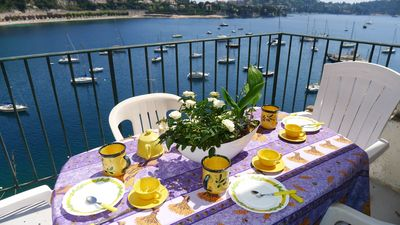 Photo for VUE SUR LA BAIE  AP4013 - Apartment for 4 people in Villefranche-sur-Mer