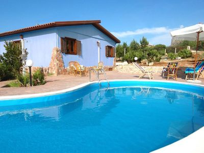 Photo for Holiday house Castellammare del Golfo for 1 - 4 persons with 2 bedrooms - Holiday house