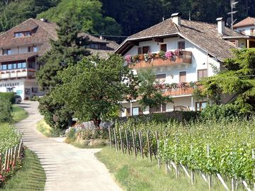 South Tyrolean Wine Road, Trentino-Alto Adige, Italy