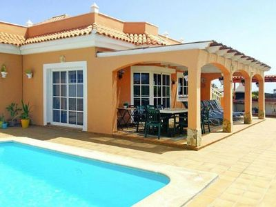 Photo for holiday home, Caleta de Fuste  in Fuerteventura - 7 persons, 4 bedrooms