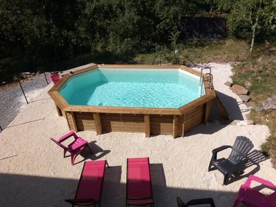 Photo for cottage in south ardeche 6 persons