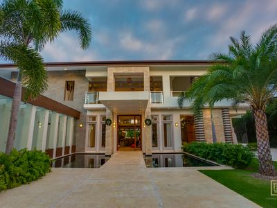 Luxury Villa in front of the Sea and Golf at Puntacana Resort & Club
