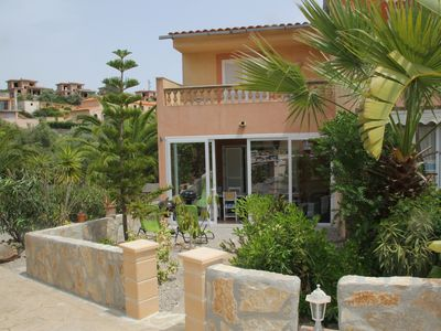 Photo for House for 4 people 10 minutes from Cala Romantica beach