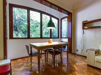 Photo for Ipanema Beautiful Apartment super quiet in the heart of the Carioca South zone