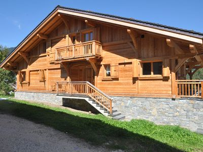 Photo for 8BR Chalet Vacation Rental in Morillon, Auvergne-Rhône-Alpes