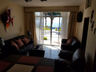Photo for 1-Bedroom Ocean View Condo 207  at Vista Encantada