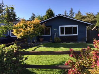Photo for Anacortes - Blue House On the Hill