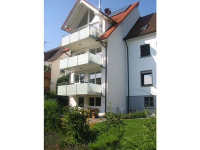 Photo for Cosy Holiday Apartment with Wi-Fi, Balcony, Garden and Patio; Parking Available