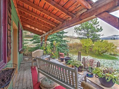 Photo for Bozeman House w/Splendid Mtn Views - 10 Min to DT!