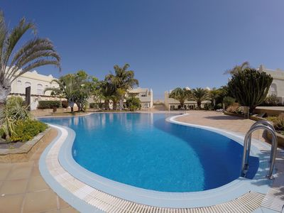 Photo for 3 bedroom villa in sultan complex with pools and wifi