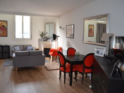 Photo for House (Stall) furnished Bordeaux Quartier Saint Augustin (4-6)