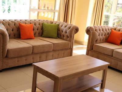 Photo for offering 3 bedroom fully furnished apartment at Mombasa Diani beach .