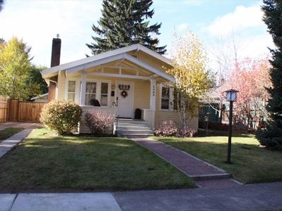 Photo for The River Run Cottage: Historic Downtown & Deschutes River with HOT TUB