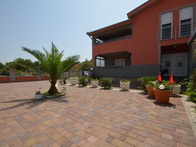 Photo for Air-conditioned apartment | for 4-6 persons on the island of Vir