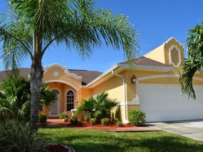 Photo for Vacation home Villa Sunshine  in Cape Coral, Florida South - West - 8 persons, 4 bedrooms