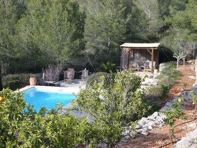 Photo for Spacious Luxury Villa with Private Pool and Gardens Lliber in the Jalon Valley