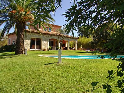 Photo for Vacation home Villa Les Fourches in Cogolin - 6 persons, 3 bedrooms