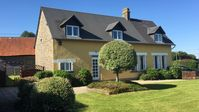 Great base for exploring Normandy and northeast Brittany