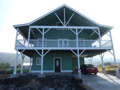 """Photo for """"Hale Akahi"""", new and improved beach Home in Milolii, HI. Special rates return!"""