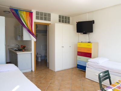 Photo for Wonderful apartment in the National Park Cilento 250 meters from the sandy beach