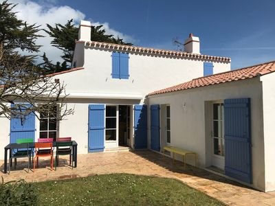 Photo for Family house near the beach of Sableaux and the center of Noirmoutier