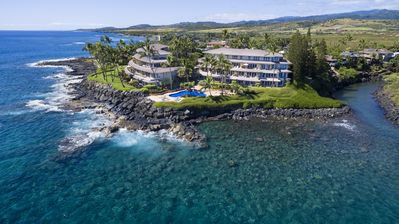 Photo for ** Luxurious, oceanfront condo-Whaler's Cove #113 with 180 degree oceanviews **