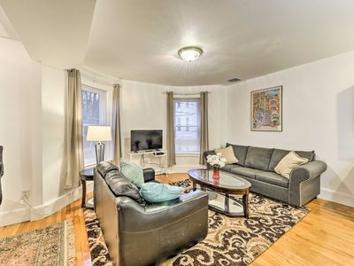 Photo for Boston Apartment - 5 Miles to Downtown & More!