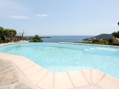 Photo for PRIVATE POOL APARTMENT SEA VIEW IMPRENABLE