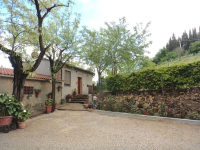 Photo for Holiday house San Gimignano for 2 - 3 persons with 1 bedroom - Farmhouse