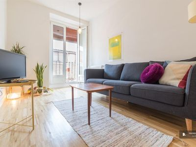 Photo for Friendly Rentals The Las Letras III apartment in Madrid