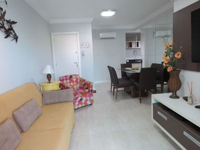 Photo for Code 048 Apartment in the center of Bombinhas for 04 people.