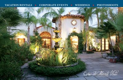 Photo for Casa de Monte Vista Palms Springs Estate