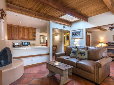 Photo for Newly Refurbished  King Bedroom Downtown Santa Fe - Walk to Plaza