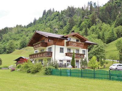 Photo for Beautiful apartment to 10 people on the outskirts of Großarl.