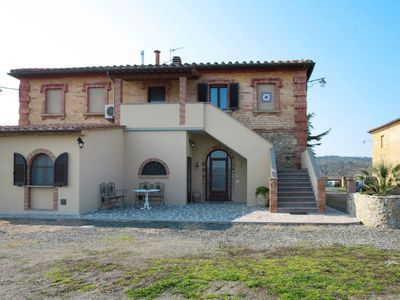 Photo for Vacation home Podere Sant Elisa (PNC157) in Pomarance - 12 persons, 4 bedrooms