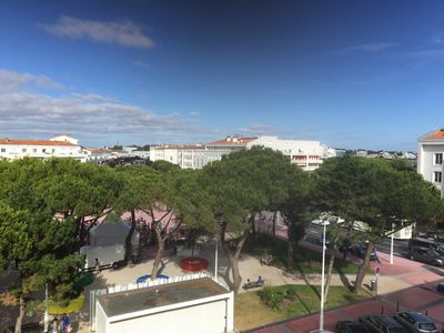 Photo for Apartment T3 in the center of Royan and 100m from the beaches and the market