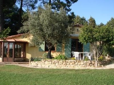 Photo for SPECIAL PROMOTION Villa nestled between vineyards and forest -3 stars- Air cond