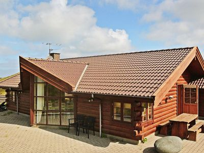 Photo for Beautiful holiday home in Ringkøbing with Dunes