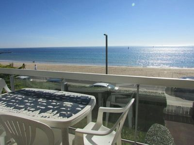 Photo for 1BR Apartment Vacation Rental in Quiberon
